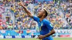 Brasile che fatica, ma Neymar (forse) è uscito dal