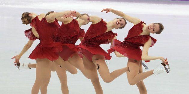 Carolina Kostner delude: solo sesta nel corto, ma rimane aperta l'ipotesi