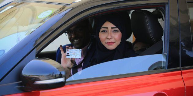 In Arabia Saudita le donne sono finalmente libere di