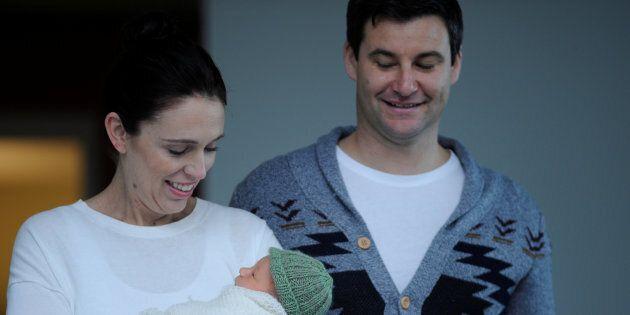 La premier neozelandese ha dato alla luce una bambina (e il nome scelto per lei è ricco di