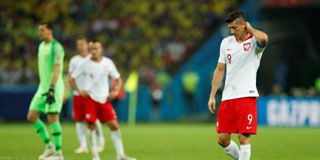 Soccer Football - World Cup - Group H - Poland vs Colombia - Kazan Arena, Kazan, Russia - June 24, 2018...