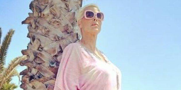 È nata Frida! Brigitte Nielsen diventa mamma per la quinta volta, a 54