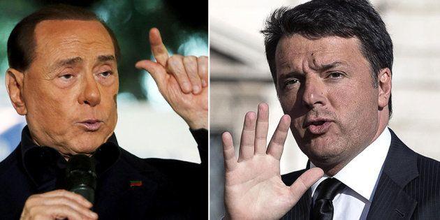 Il governo Berlusconi-Renzi non si può