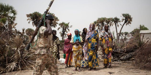 Boko Haramrialza la