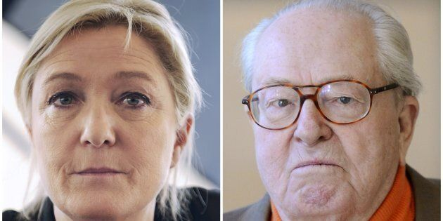 Le memorie di Le Pen padre: