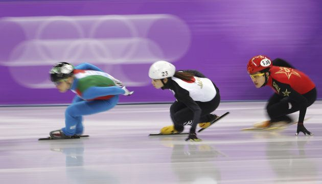 Short Track Speed Skating Events - Pyeongchang 2018 Winter Olympics - Women's 1000m Quarterfinals - Gangneung...