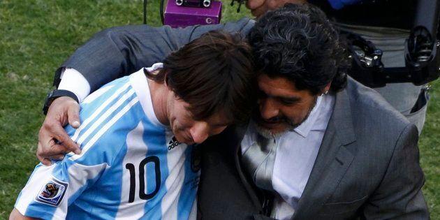 Argentina-Nigeria decisiva per Messi. Se dovesse uscire, la Pulce direbbe addio al sogno
