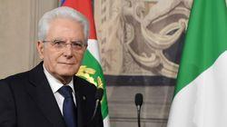 Il richiamo di Mattarella al Governo:
