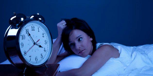Disturbi del sonno: quando ti svegli nel cuore della