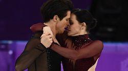 Essere una coppia anche nella vita aiuta i pattinatori sul ghiaccio a fare un punteggio più