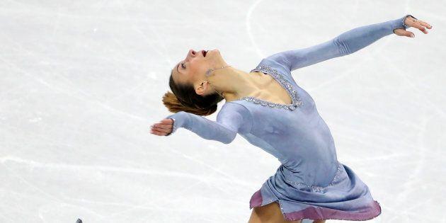 Figure Skating - Pyeongchang 2018 Winter Olympics - Women Single Skating free skating competition final...