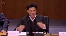 La lezione di Ezio Bosso a Bruxelles ci ricorda cosa dovrebbe essere l'Europa (ma non