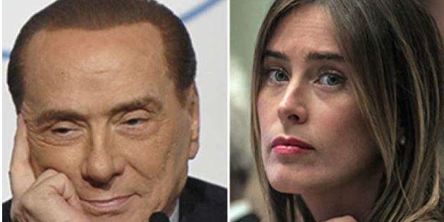 Berlusconi, Boschi e Lotito a Merano all'hotel del mago delle