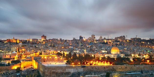 Ambasciata Usa a Gerusalemme dal 14