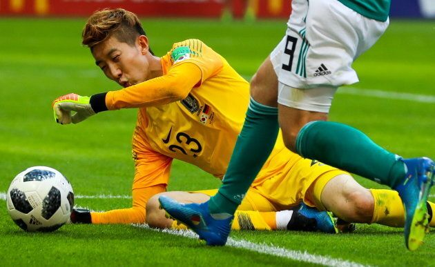 Cho Hyun-Woo, il muro di Seul che ha eliminato la Germania dai
