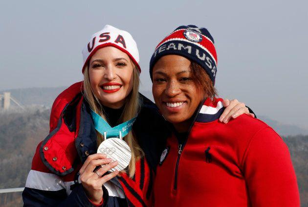 Bobsleigh - Pyeongchang 2018 Winter Olympics - Olympic Sliding Centre - Pyeongchang, South Korea - February...