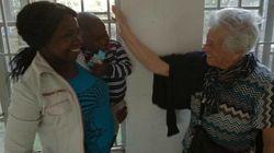 L'arrivo di nonna Irma in Kenia è un inno alla vita. E nasconde una storia che vale la pena