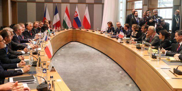 Bruxelles al bivio: Unione o