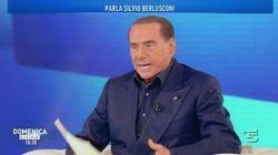 Silvio sfora e parla di sondaggi, ma rassicura la D'Urso: