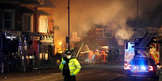 Inghilterra, esplosione a Leicester, quattro morti.