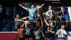 Maradona in tv attacca i giornali: