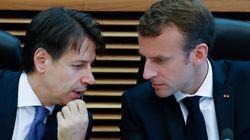 A Bruxelles Conte ritrova la sponda di Macron. E con gli altri si tratta: il veto italiano resta sul