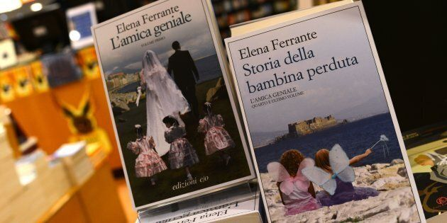 Elena Ferrante: