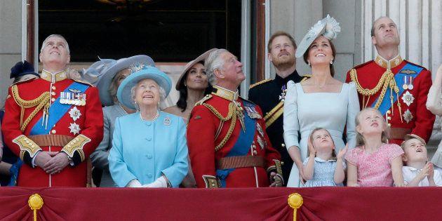 Il Prossimo Anno La Regina Elisabetta Non Potrà Affacciarsi