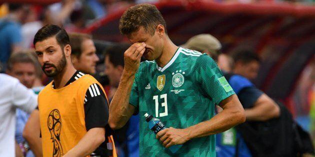 La Germania dovrà pagare l'albergo fino alla fine dei mondiali