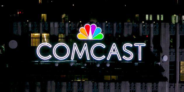 Comcast offre 22,1 miliardi di sterline per