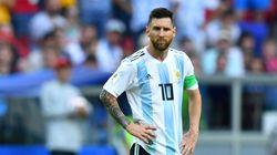 Ultimo tango per Messi, Argentina eliminata dai