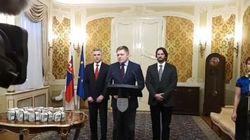 Un giornalista slovacco è stato assassinato con la fidanzata. Repubblica: