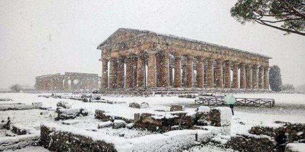 Non solo Roma e Napoli. Guardate che gioiello Paestum