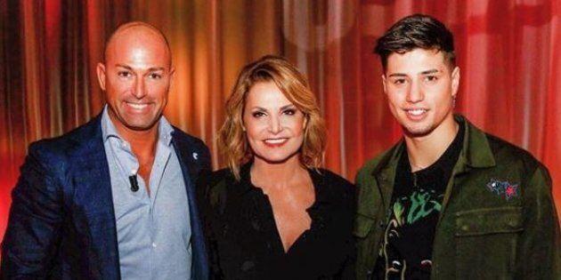 Il figlio di Simona Ventura e Stefano Bettarini accoltellato fuori dalla discoteca. La conduttrice tv:...