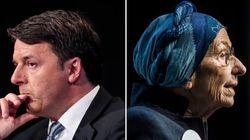 Derby tra Renzi e Bonino anche in