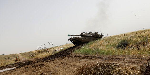 Golan, Israele si prepara alla
