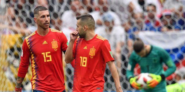 Spagna eliminata: perde contro la Russia ed è fuori dai