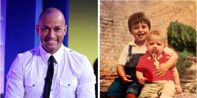 Il post di Stefano Bettarini per il figlio: