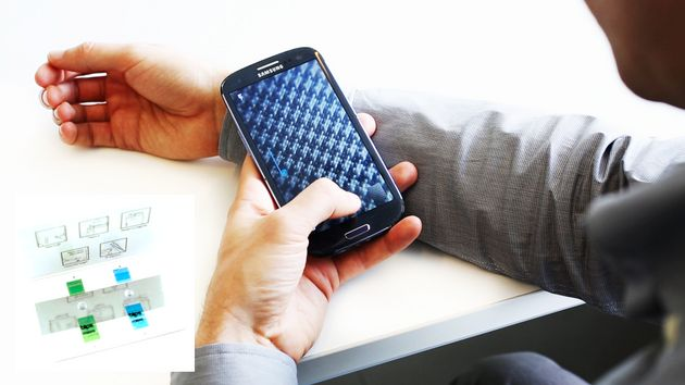Ogni smartphone può diventare un