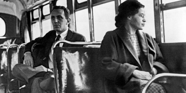 Rosa Parks, i servizi e la caduta dell'impero
