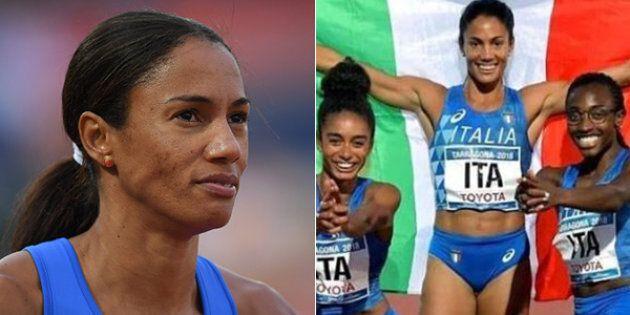 Chi è Libania Grenot: l'atleta cubana, giunta a Roma per amore, trionfatrice ai Giochi del