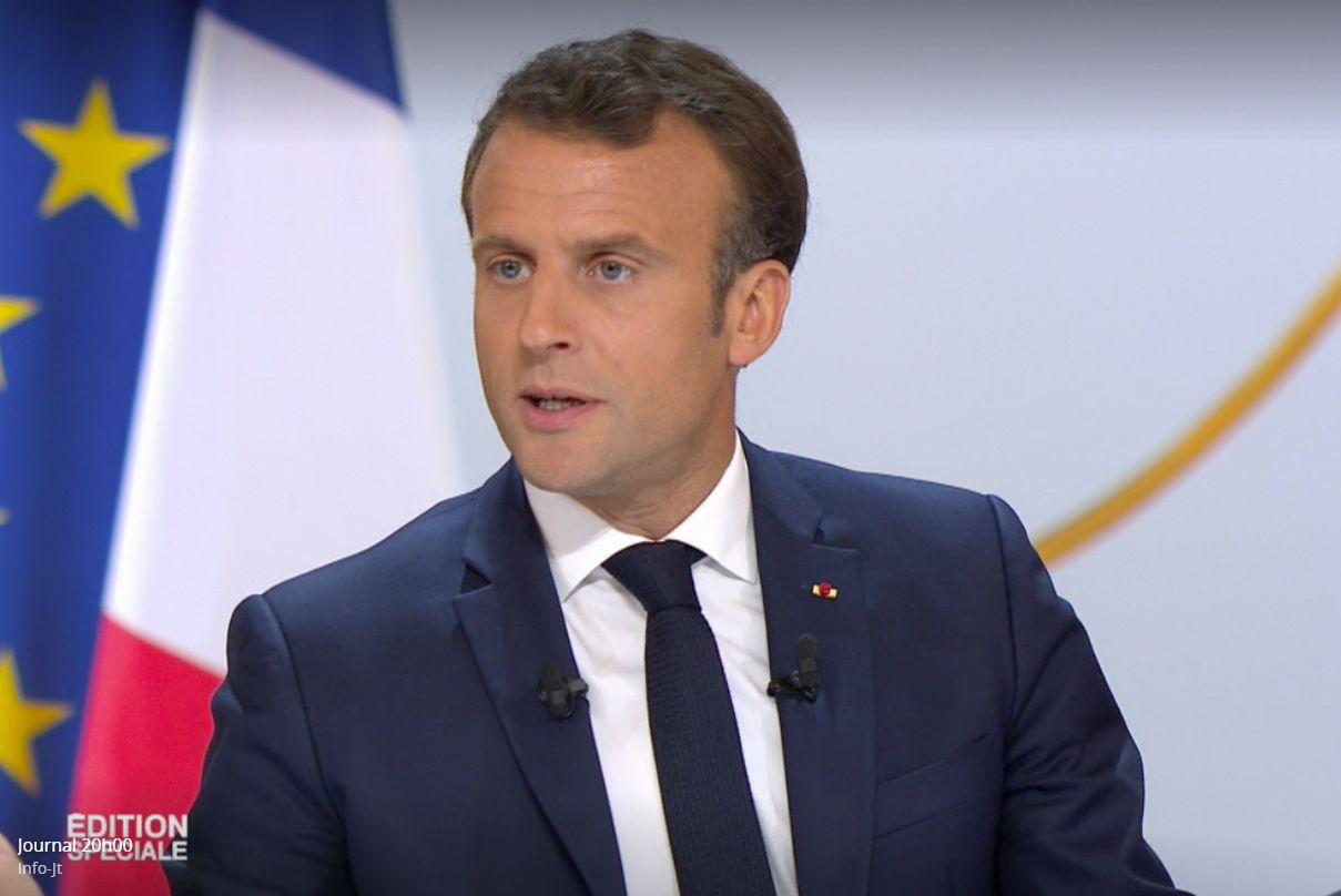 Macron estime à 5 milliards la baisse de l'impôt sur le