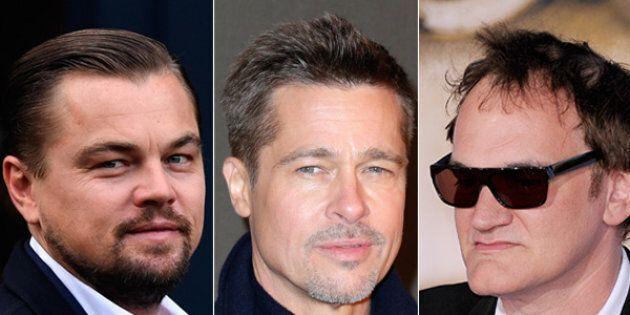 Il nono (e probabilmente penultimo) film di Tarantino ha un titoli e un coprotagonista con