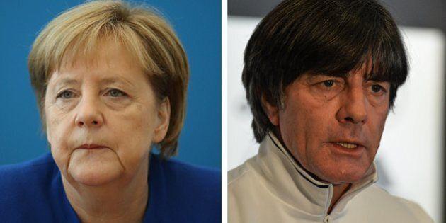 Joachim Loew come Angela Merkel, resta in