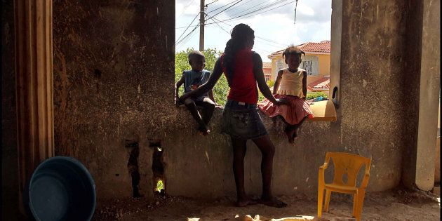 Le prostitute di Haiti:
