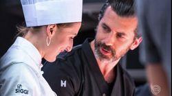 A Masterchef ci sono i finalisti ma anche lo chef 3 stelle Michelin Andreas