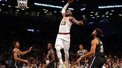 """LeBron James, """"il prescelto"""" entra nella leggenda del"""