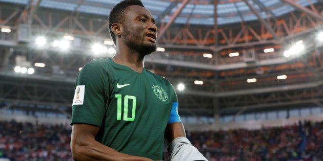 Obi Mikel ha giocato contro l'Argentina dopo aver saputo che suo padre era stato