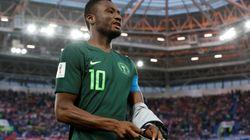 Il capitano della Nigeria ha giocato il match decisivo del mondiale dopo aver saputo che suo padre era stato