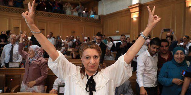 Souad Abderrahim è la prima sindaco donna di